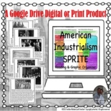 American Industrialism SPRITE Google Drive Interactive Lesson