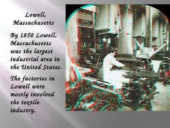 American Industrialization 3D PowerPoint
