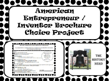 American Inventor Choice Project