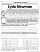 American Inventors Nonfiction Texts for Comprehension, Grammar, & Vocabulary!
