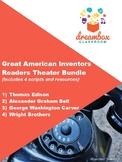 American Inventors Readers Theatre Bundle (Edison, Bell, C