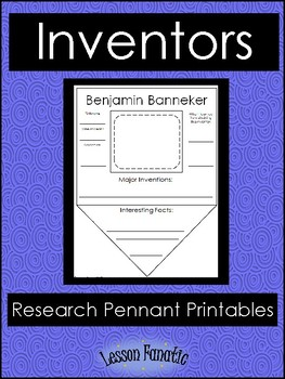 American Inventors Research Pennants