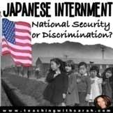 American Japanese Internment Camps: Comparing Narratives