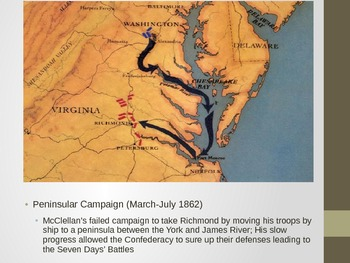 American Journey Chapter 16 The Civil War