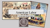 American Labor PowerPoint