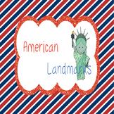 American Landmarks for the Elementary Student