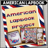 American Lapbook Project - US States and More