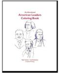 American Leaders Coloring Book