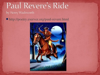 American Leaders: Paul Revere