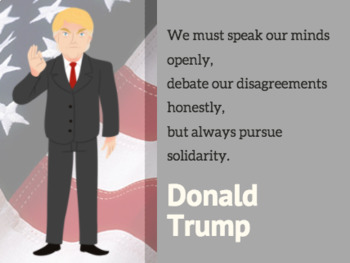 American Leaders Quote Posters Printable Classroom Decoration