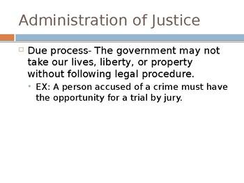 American Legal System