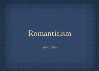 American Literary Periods: Romanticism Notes