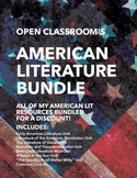 American Literature Bundle