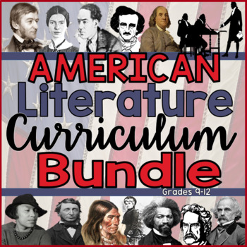 American Literature Full Year/Semester Course