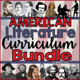 American Literature Full Year/Semester Course Bundle
