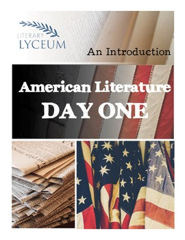 American Literature Introductory Lesson