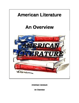 American Literature Overview Lecture