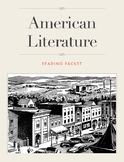 American Literature Reading Packet