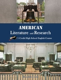 American Literature & Research