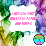 American Literature Research Paper Assignment and RUBRIC