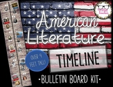American Literature Timeline Bulletin Board Kit