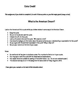 American Literature   easy bulletin board idea for the fir