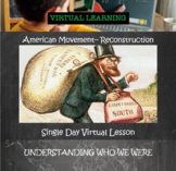 American Migration Independent Learning Virtual Lesson:  R