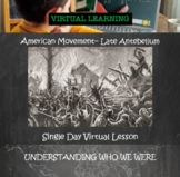 American Migration Independent Learning Virtual Lesson:  B