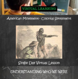 American Migration Independent Learning Virtual Lesson:  N