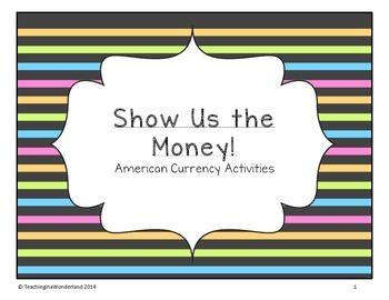 American Money Activities