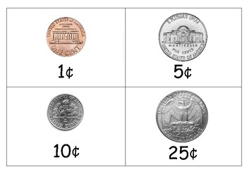 American Money Flashcards