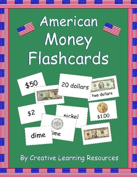 American Money Flashcards