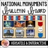 American National Monuments Bulletin Board