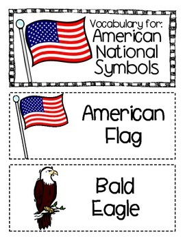 American National Symbols: A Meaningful, Engaging Unit for Early Childhood