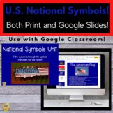 American National Symbols Unit - 9 National Symbols