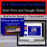 American National Symbols Unit - 9 National Symbols Both P