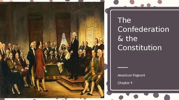 American Pageant Ch 9 PPT