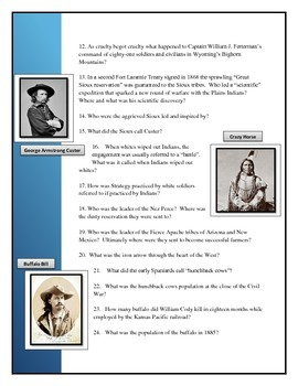 American Pageant Chapter 26 Reading questions