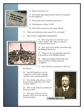 American Pageant Chapter 27 Reading questions