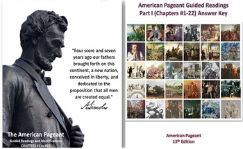 American Pageant Guided Reading Version 1.0 (Chapters #1-40)