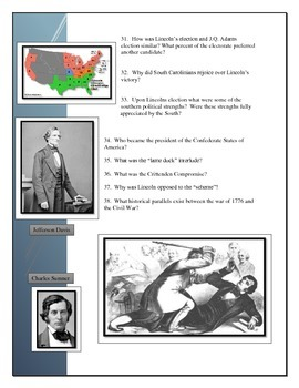 American Pageant Reading questions Chapter 19