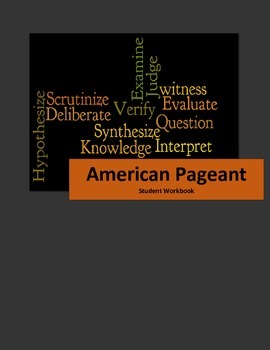 American Pageant Student Workbook