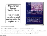 American Pageant Unit 1 Reading Assignments