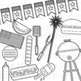 4th of July Barbecue Clip Art (Digital Use Ok!)
