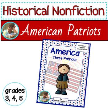 American Patriots: Reading Skills and Strategies