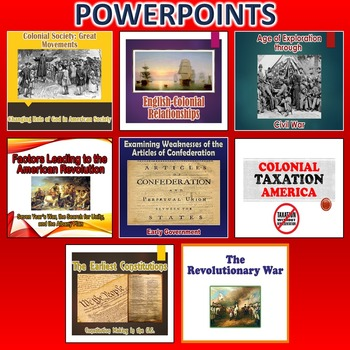 Introduction to Government Activity Bundle