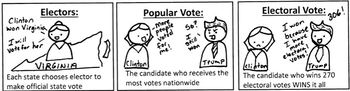 American Political Process Study Guide - For visual and struggling learners