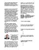 Informational Text - American Politics: Attitudes and Participation (Sub Plans)
