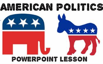 Presidential Election Lesson & Activity: American Politics