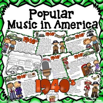 American Popular Music - The 1940's Decade